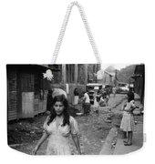Puerto Rico Slum, 1942 Weekender Tote Bag