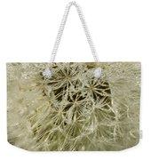 Puff Dandelion Weekender Tote Bag