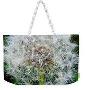 Puff The Dandelion Weekender Tote Bag