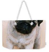 Pug Puppy Dog Weekender Tote Bag