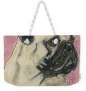Pugnacious Weekender Tote Bag