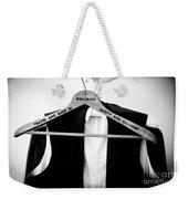 Pullman Tuxedo Weekender Tote Bag by Edward Fielding