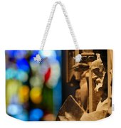 Pulpit Trinity Cathedral Pittsburgh Weekender Tote Bag