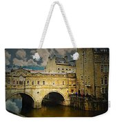 Pulteney Bridge Weekender Tote Bag