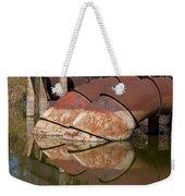 Pumphouse Intake Pipes Weekender Tote Bag