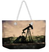 Pumpin Oil Weekender Tote Bag