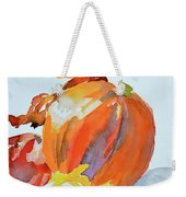 Pumpkin And Pomegranate Weekender Tote Bag