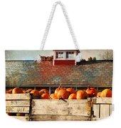 Pumpkin Crates Barn  Weekender Tote Bag