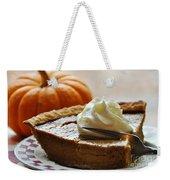 Pumpkin Delight Weekender Tote Bag