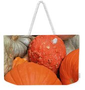 Pumpkin Happy Weekender Tote Bag
