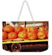 Pumpkin Load Weekender Tote Bag