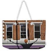 Pumpkin Man Weekender Tote Bag