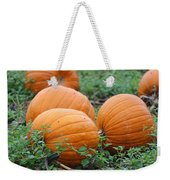 Pumpkin Pie Weekender Tote Bag