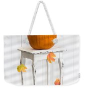 Pumpkins For Thanksgiving Weekender Tote Bag