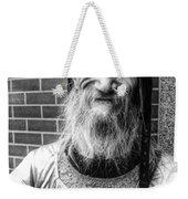 Punk Rock Smile  Weekender Tote Bag