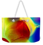 Puppy In Light Weekender Tote Bag by Omaste Witkowski