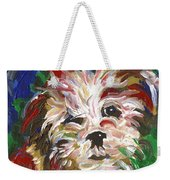 Puppy Spirit 101 Weekender Tote Bag