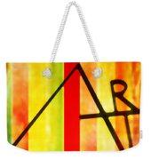 Pure Art Weekender Tote Bag