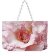 Pure Rose Weekender Tote Bag