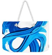 Pure Water 270 Weekender Tote Bag by Sharon Cummings