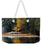 Purity Lake Weekender Tote Bag