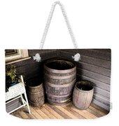 Purple Barrels Weekender Tote Bag