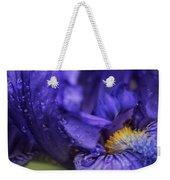 Purple Bliss Weekender Tote Bag