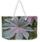 Purple By Nature Weekender Tote Bag