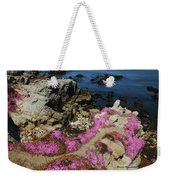 Purple Carpet And The Gulls Weekender Tote Bag