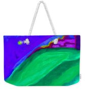 Purple Castle By Jrr Weekender Tote Bag
