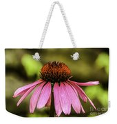 Purple Coneflower - Single Weekender Tote Bag