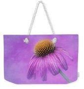 Purple Coneflower - Echinacea Purpura Weekender Tote Bag