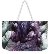 Purple Coral2 Weekender Tote Bag