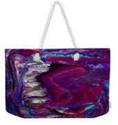 Purple Craze Weekender Tote Bag