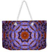 Purple Design 2 Weekender Tote Bag