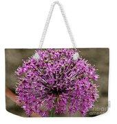 Purple Explosion Weekender Tote Bag
