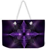 Purple Fingerz Weekender Tote Bag