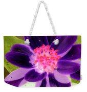 Purple Flower - Photopower 257 Weekender Tote Bag