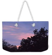 Purple Haze Weekender Tote Bag