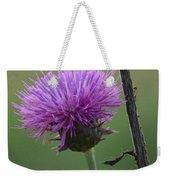 Purple In Nature Weekender Tote Bag