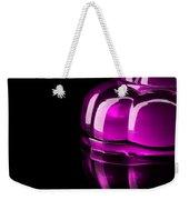 Purple Jelly Weekender Tote Bag