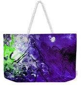 Purple Mood Weekender Tote Bag