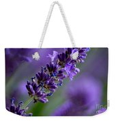 Purple Nature - Lavender Lavandula Weekender Tote Bag