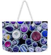 Purple Palate Weekender Tote Bag