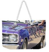 Purple Passion Classic Weekender Tote Bag