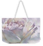 Purple Passion Pastel Rose Flower Weekender Tote Bag