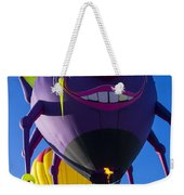 Purple People Eater And Friend Weekender Tote Bag