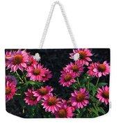 Purple Pow Echinacea  Weekender Tote Bag