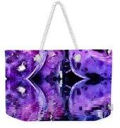 Purple Rutabagas Reflect  Weekender Tote Bag