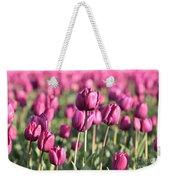 Purple Tulip Standouts Weekender Tote Bag
